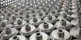 Aerospace export components in stainless steel