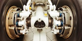 Aerospace turned parts for export