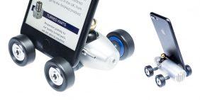APT model racing car phone holder