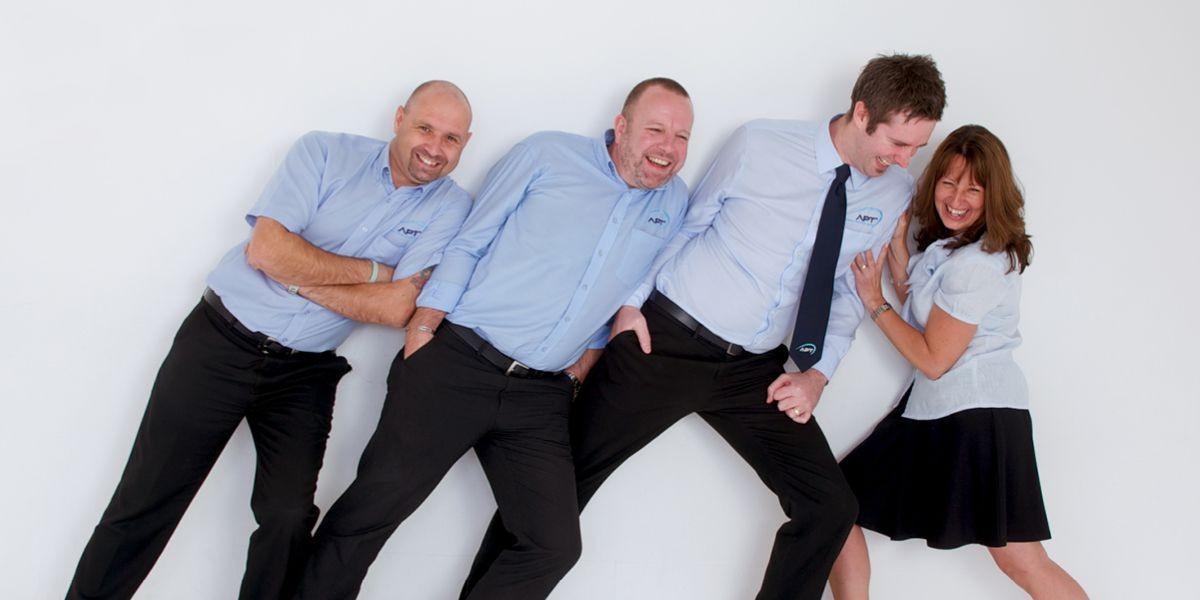 APT management team photo