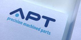 APT new logo and tagline