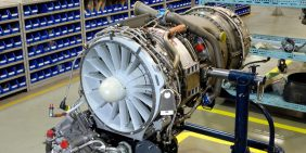 AS 9100 rev D standard ready for jet engine parts