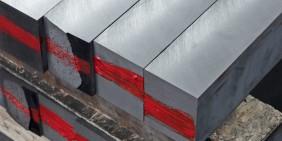 Mild steel bars for CNC machining