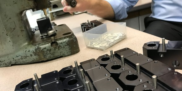 Component assembly is part of our complete service