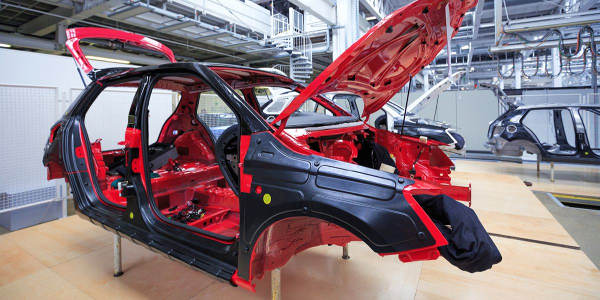 Automotive engineering sector