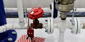 Valves engineering sector
