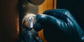 Euro lock new design beat the burglar