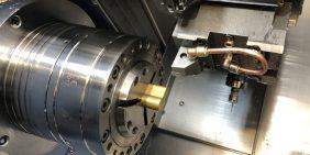 Euro lock body precision turning