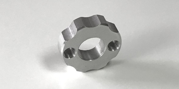 Locking Nut - Aluminium | Naval