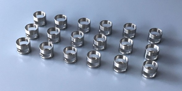 Cage - Stainless Steel | Pneumatics