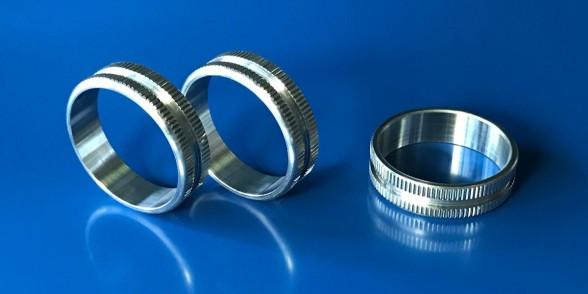 Commutator Ring - Stainless Steel | Leisure & Sports