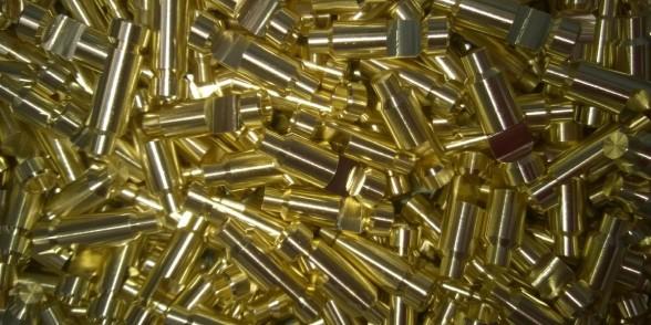 Latch - Brass | Security