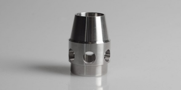 Flow Restrictor - Stainless Steel | Medical