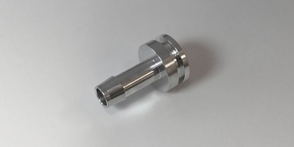 End Fitting - Aluminium | Pneumatics