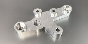Motor Mount Bracket - Aluminium | Automotive