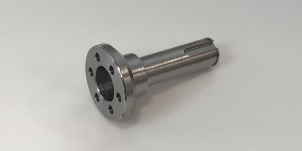 Instrument Shaft - Stainless Steel | Medical
