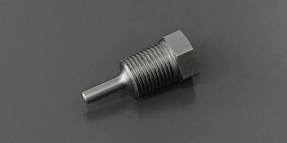 Drain Plug - Mild Steel | Valves