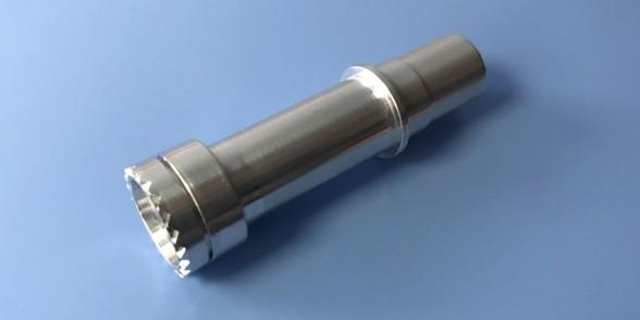 Hose Tail - Aluminium | Aerospace