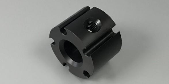 Hub - Delrin | Mechanical Engineering