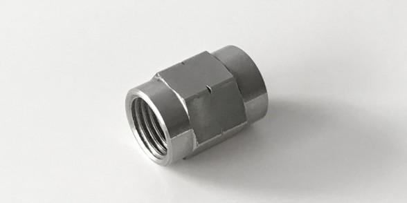 Hose Coupler - Stainless Steel | Automotive