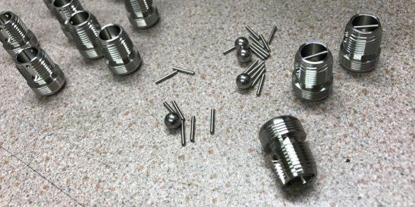 Inertial Pump Chamber - Stainless Steel | Valves