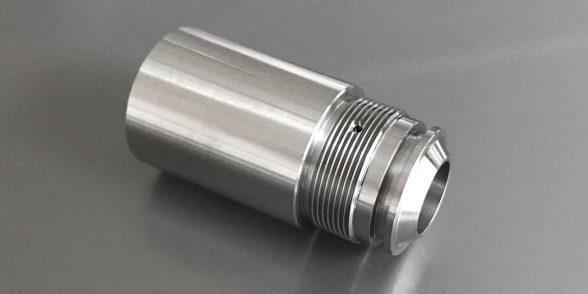 Pressure Fitting - Stainless Steel | Oil & Gas