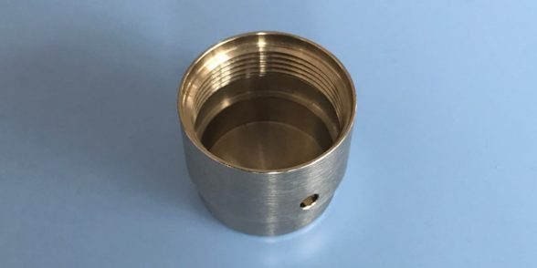 Valve Cap - Stainless Steel | Oil & Gas