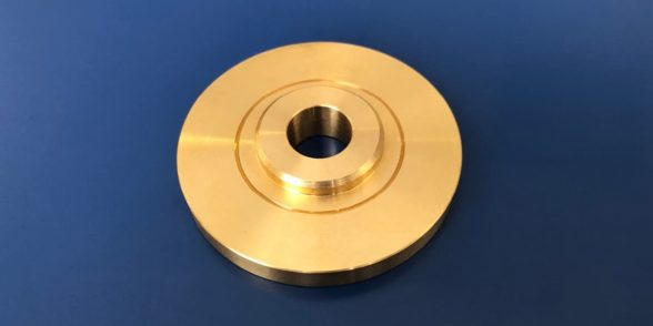 Spacer Plate – Brass | Furniture