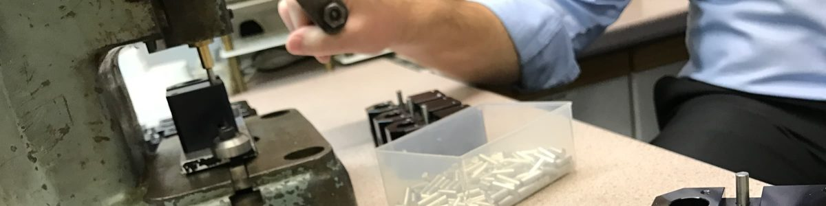 Machined component assembly