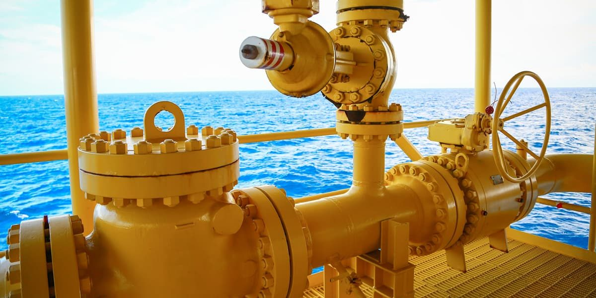 Manual valves for the oil and gas industry