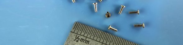 Small precision turned parts