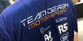 Team Derby motorsport shirt